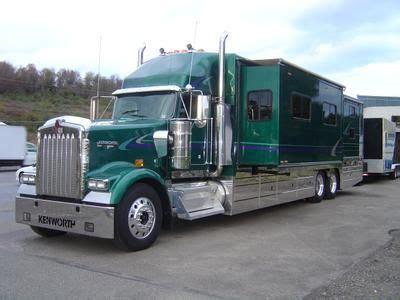 kenworth trucks for sale by owner 2005 kingsley coach custom class a diesel rv for sale