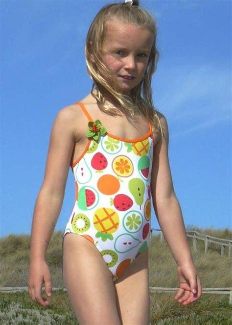 fruits little girl swimsuit boboli girls swimsuits orange fruit just kidswear