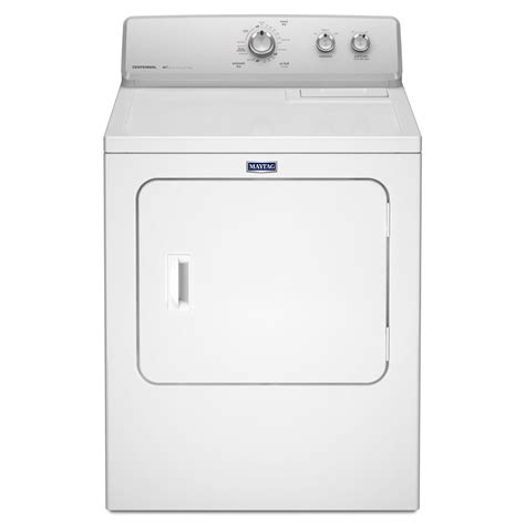Crosley Furniture Kitchen Cart shop maytag 7 cu ft electric dryer white while