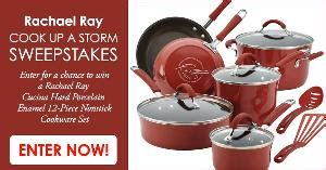 Rachael Ray Contests And Sweepstakes - contest rachael ray cook up a storm sweepstakes