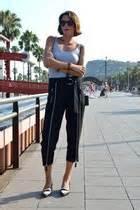 Zipper Imagin Barcelona Zemba Clothing black lace zara dresses black ankle boots acne boots