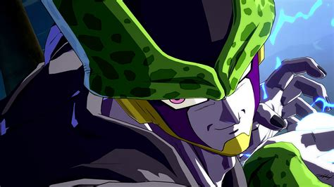 dragon ball cell wallpaper hd cell dragon ball fighterz video game 171