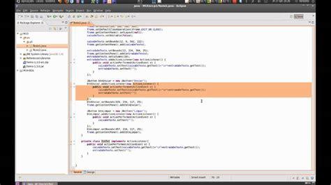 tutorial java windowbuilder java windowbuilder tutorial youtube