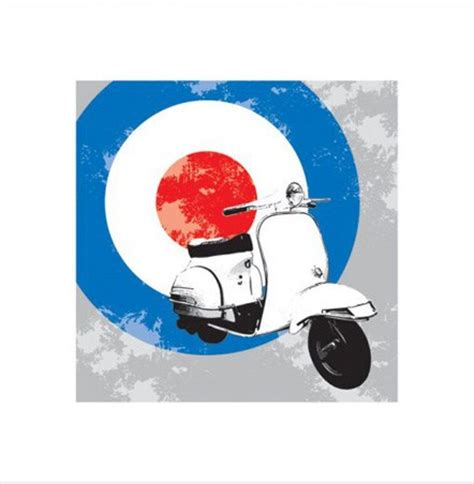The Mods mods prints buy at popartuk