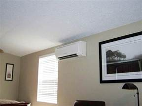 Mitsubishi Ductless Air Conditioner Price Choosing A Ductless Air Conditioner Installation Company Gta