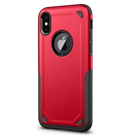 shockproof rugged armor protective case  iphone xs max