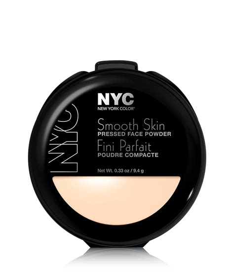 Nyc New York Color Smooth Skin Powder Review Smooth Skin Pressed Powder New York Color