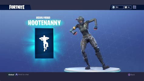 where fortnite emotes came from fortnite hootenanny emote how to get the hootenanny