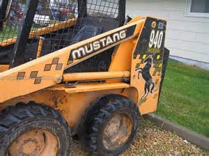 mustang 940 e series skid steer for sale at