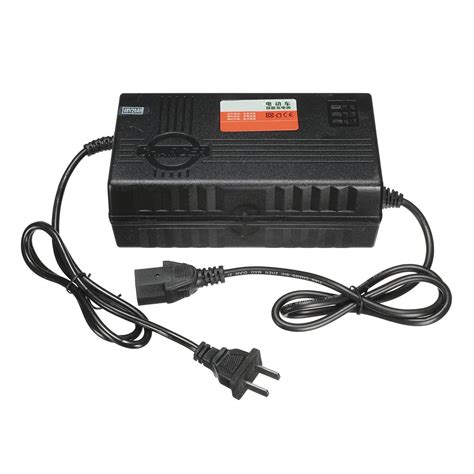 electric car battery charger 48v 2 5a battery electric car charger electric scooter