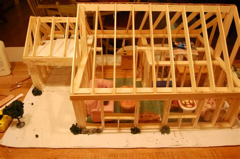 how to build a frame house models petkid one kid s blogging adventure