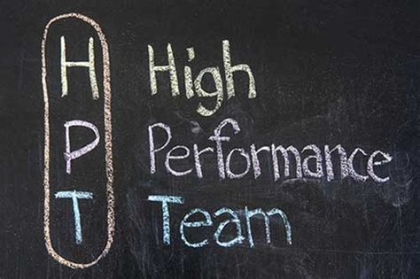 high performing team facilitation move as one accountability part 4 the high performance team of your