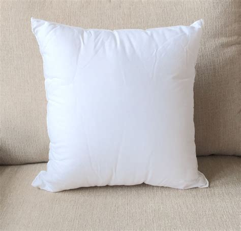Pillow Insets by Pillow Insert Cushion Inserts Craft Supplies Pillow