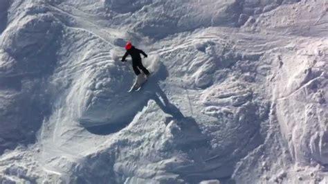 Feature Wall by Milo 10 Ans Descend Chavanette 224 Ski Quot Le Mur Suisse