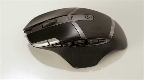 Mouse Logitech G602 logitech g602 wireless gaming mouse