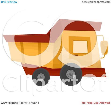 royalty free building contractor clip art vector images cartoon of a construction dump truck royalty free vector