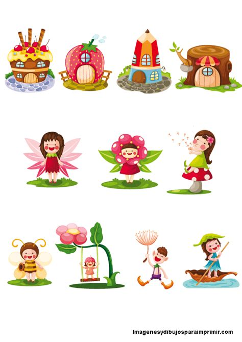imagenes infantiles hadas dibujos infantiles de hadas para imprimir imagui