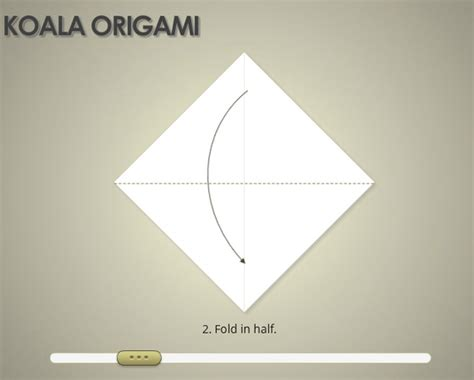 Origami Learning - storyline 2 koala origami animation e learning exles