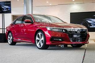 2018 honda accord look lower wider shorter