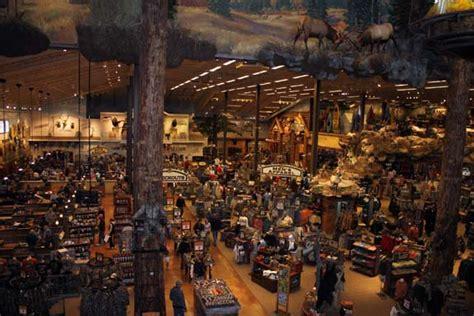 Bass Pro Shop Interior by Calgary Select Bass Pro Shops Outdoor World