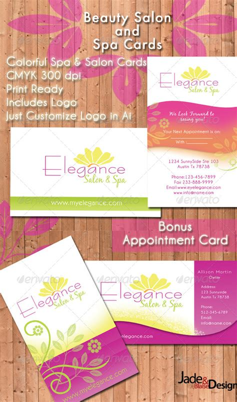 Appointment Card Template Illustrator by Appointment Card Template Illustrator