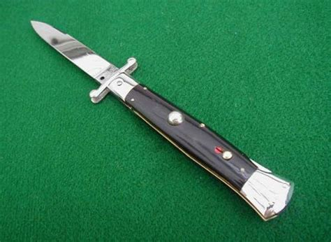 swing guard switchblade early 60 s 8 quot swing guard page 2 talkblade info knife