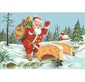 Santa Coming To Town  /holiday/Christmas/santa/Santa