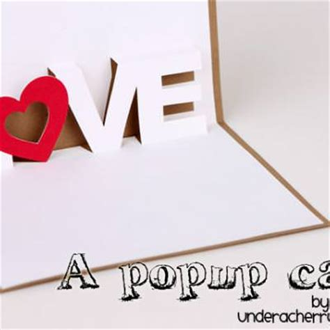pattern pop up love love pop up card homemade pop up cards tip junkie