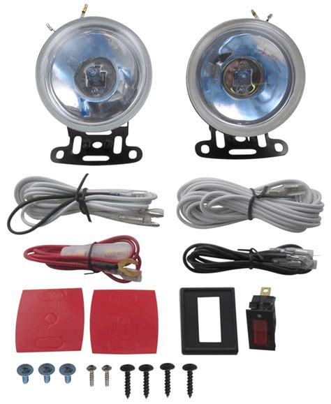 off road driving lights compare vs driving light kit etrailer com