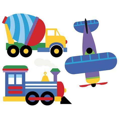 wandtattoo kinderzimmer traktor auto wandsticker fahrzeuge autos loks lkw traktoren kinderzimmer