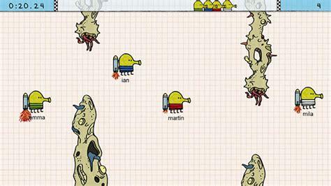 doodle jump juego appstonic nace doodle jump race el juego de carreras de
