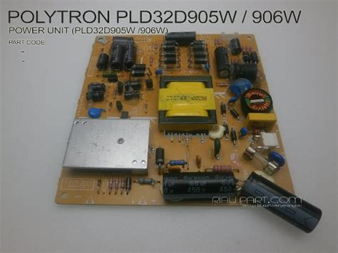 Regulator Tv Polytron jual beli power supply regulator tv led polytron