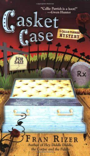 coffin an lindell mystery lindell mysteries books a callie parrish mystery book series by fran rizer