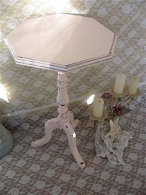 shabby chic pedestal table 25 best painted pedestal tables ideas on