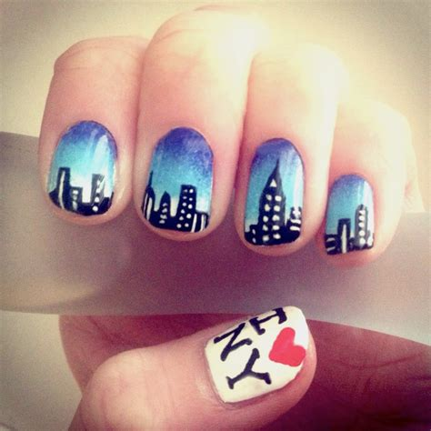 New Nail by Nail Nyc Nail Designs