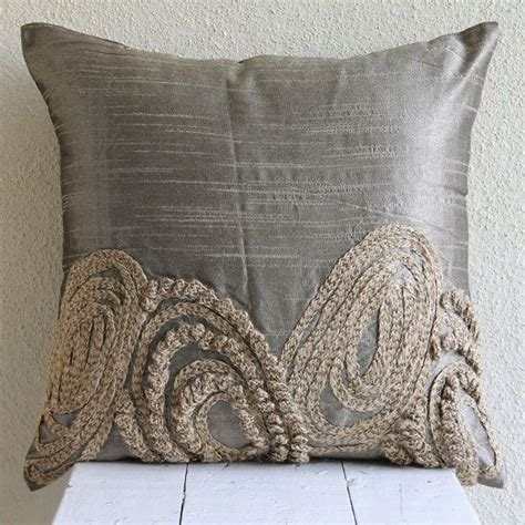 Satin Pillows To Cry On by 39 Best Images About Beaded Throw Pillows On