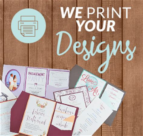 cards and pockets wedding template cards pockets diy wedding invitation supplies