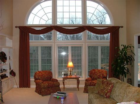 picture window treatments large home window treatments