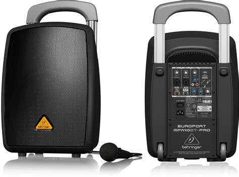 best compact system the best portable compact pa systems battery powered