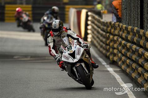 Motorradrennen Macao by Gp Macau Peter Hickman Gewinnt Motorrad Rennen F 252 R Bmw