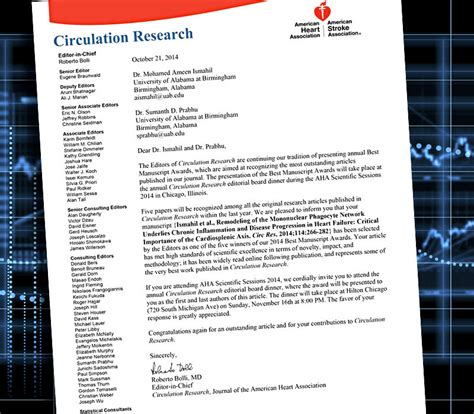 Research Letter Circulation Uab News Uab Circulation Research Paper Is One Of Year S Top Five