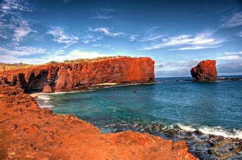 lanai pictures romantic and iconic puu pehe sweetheart rock lanai