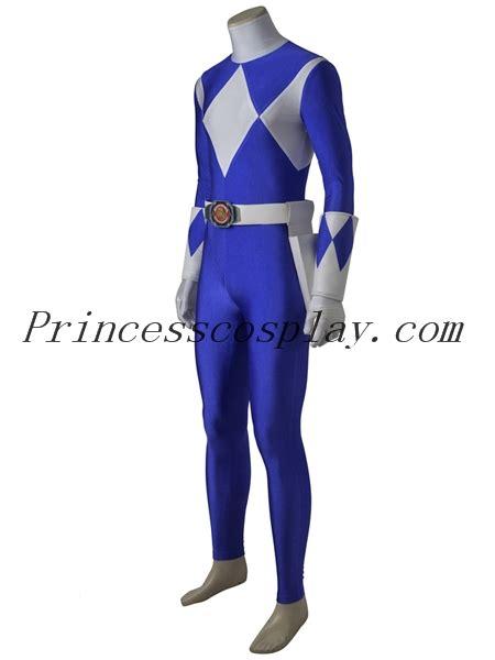 Dan Model Jumpsuit Mighty Morphin Power Rangers Dan Tricera Ranger