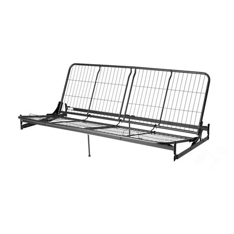 dhp futon assembly dhp vermont metal futon frame in black 3105098 the home