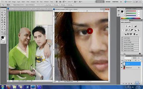 photoshop cs5 tutorial change face adobe photoshop cs5 change face youtube