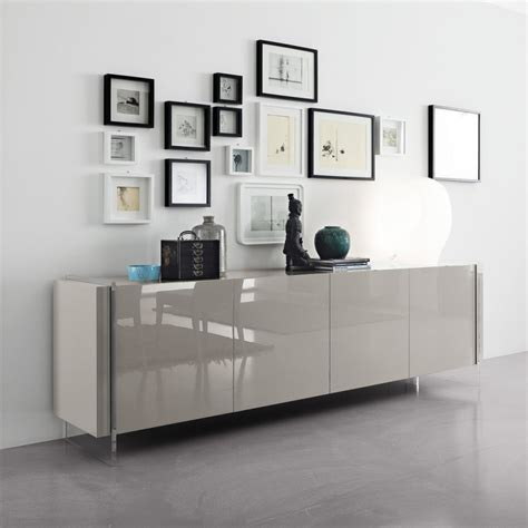 Modern Dining Room Buffet Buy Fly White Buffet By Rossetto