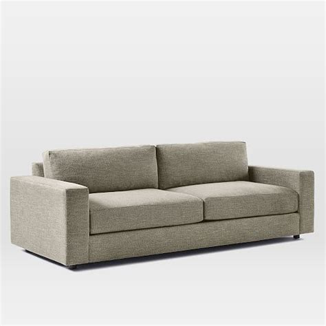 west elm urban sofa review urban sofa 84 5 quot west elm
