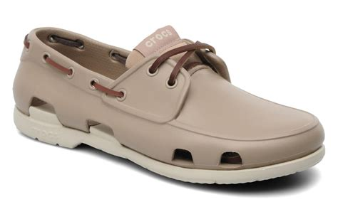 crocs boat shoes zapatos zapatos hombre zapatos crocs beach line boat shoe