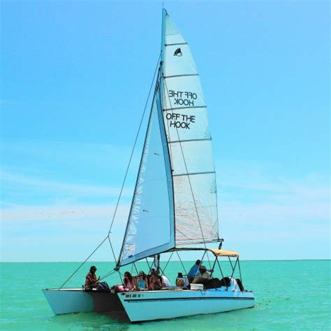 catamaran sailing marco island tour photos off the hook adventures marco island sailing