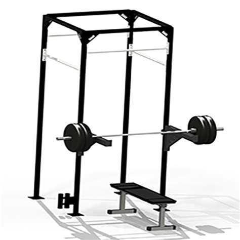 accessory onslaught 2 the bench press robertson rage 174 onslaught 4 ft floor cage add on w jcups